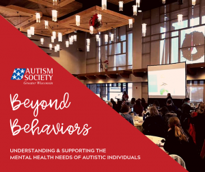2019 Mental Health Conference - Autism Society of Greater Wisconsin